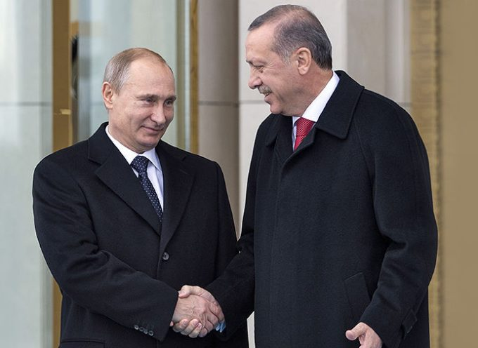 Analisi dell'incontro fra Putin ed Erdogan: Ora stiamo parlando