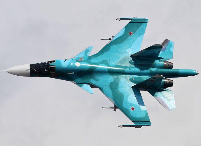 Il Su-34 si diffonde nel mondo dopo le impressionanti prestazioni in Siria