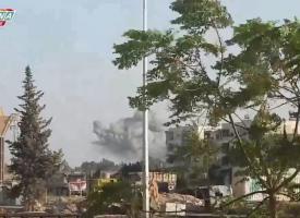 Aleppo, situazione al 7 agosto 2016 (Anna News)