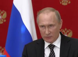 Putin sull'incidente di frontiera fra Ucraina e Crimea del 10 Agosto 2016