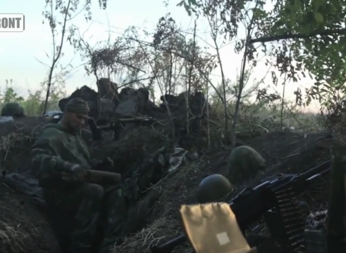Il Donbass sulla linea del fuoco – Un film di Maxim Fadeev (NEWSFRONT)