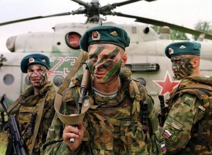 Uno sguardo alle moderne Forze Aviotrasportate Russe