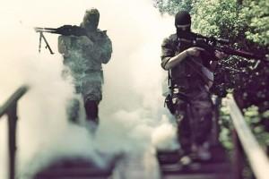 Il battaglione Tornado in azione (dalla pagina Facebook del Tornado)