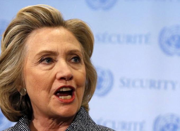 Hillary, Regina della Guerra: ecco ciò che ci aspetta