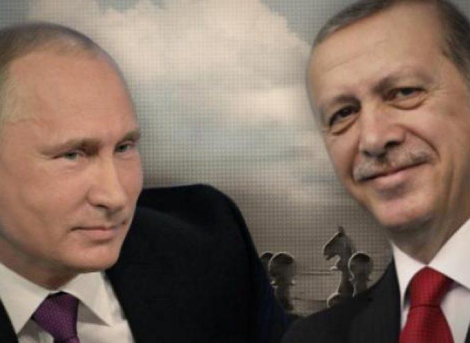 La transizione della Turchia verso la Russia, e la Grande Scacchiera