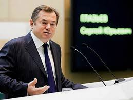 Sergey Yurievich Glazyev, nato il 1° gennaio 1961.