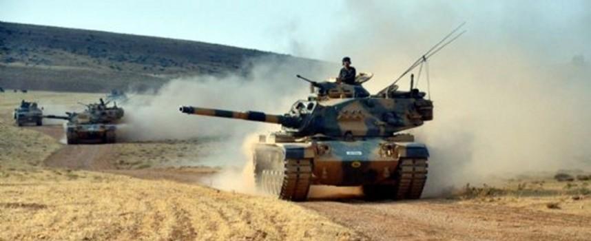 """L'invasione turca della Siria, un percorso verso il """"Regime Change"""""""