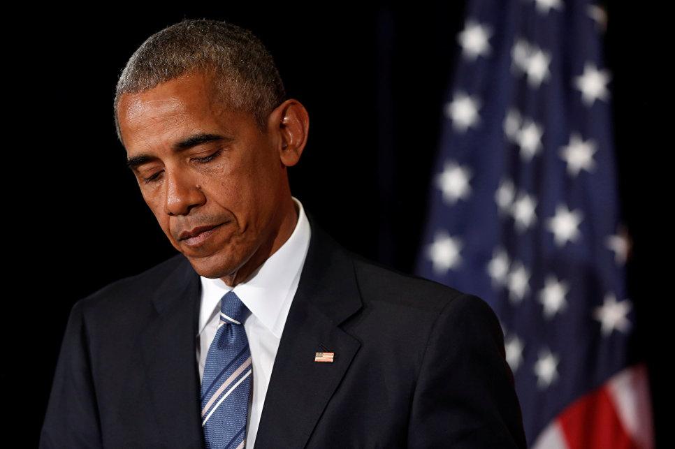Il presidente degli Stati Uniti Barack Obama al vertice del G20 a Hangzhou