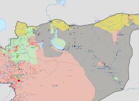 Gli ultimi sviluppi in Siria settentrionale