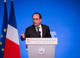 Hollande a Turchia e Russia: Smettete di combattere e fate come vi è stato detto!