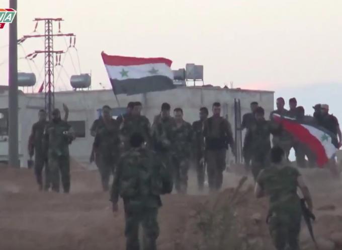 Battaglia di Aleppo – situazione al 4 Settembre 2016