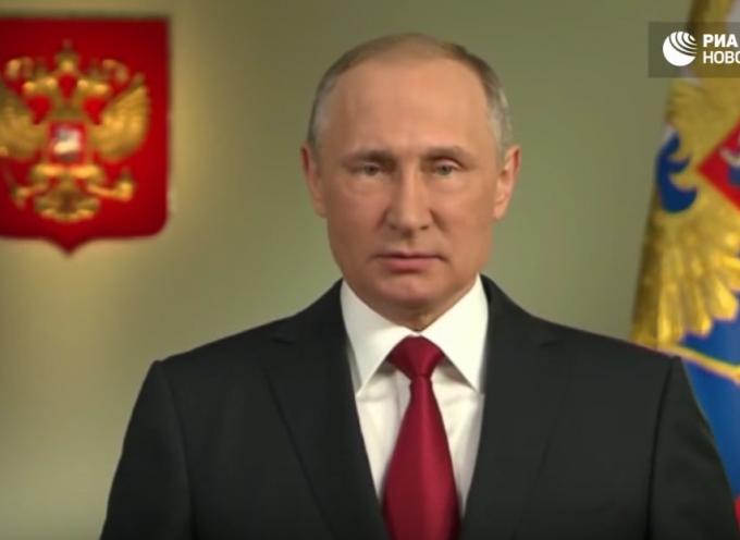 Appello di Putin per le elezioni del 18 settembre