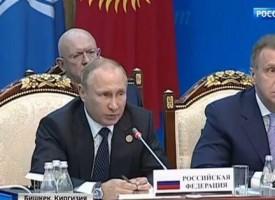 Putin si scontra verbalmente con l'ambasciatore ucraino