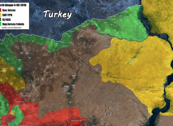 Siria – Chi vince nell'accordo fra Russia e Turchia?