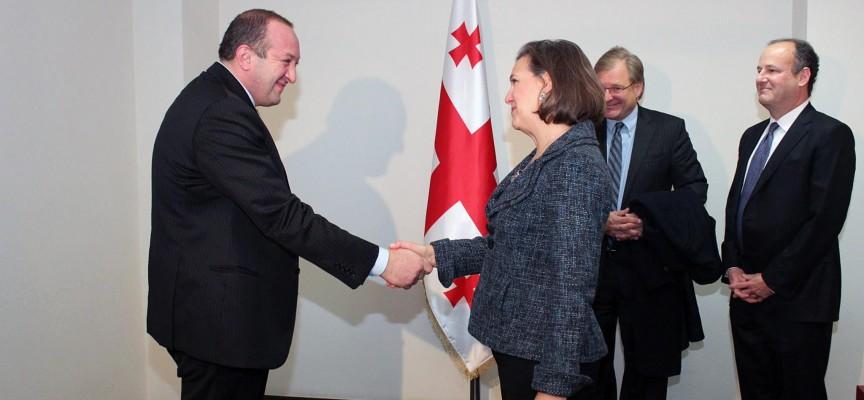 Le mani di Soros sulla Georgia