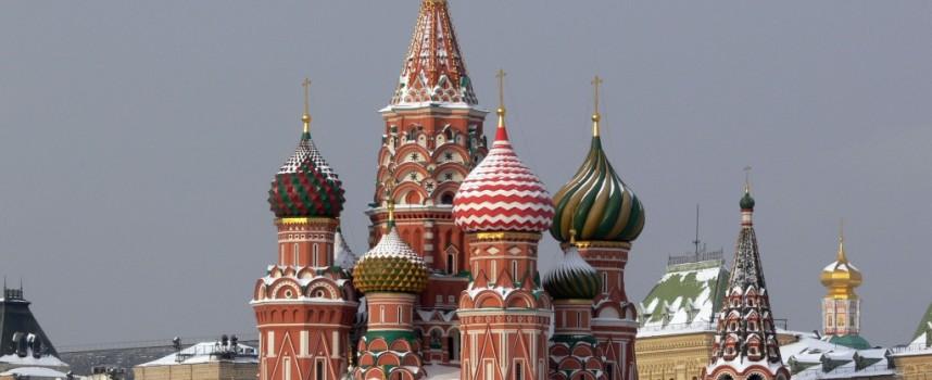 """Russia """"a brandelli"""" sorprende con il """"Miliardo d'oro"""""""