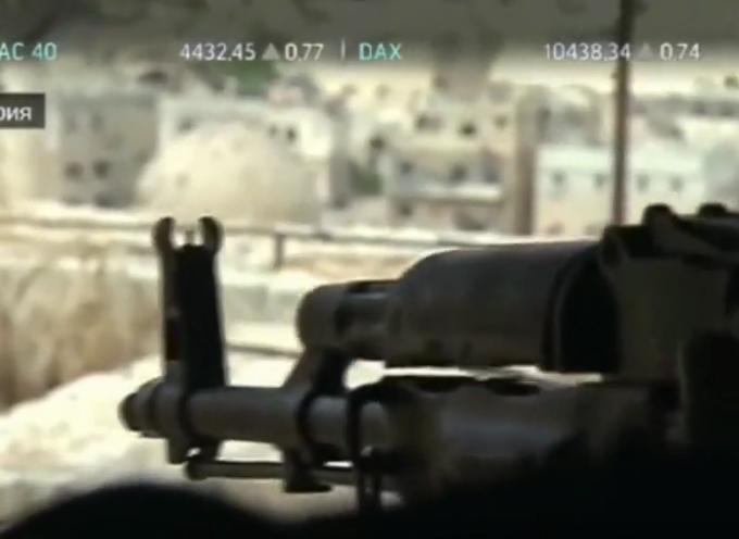 Battaglia di Aleppo – Situazione al 30 settembre
