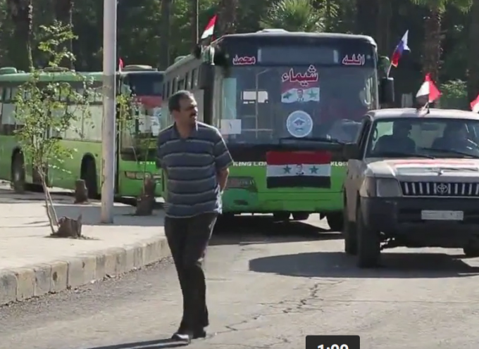 Battaglia di Aleppo – La tregua umanitaria