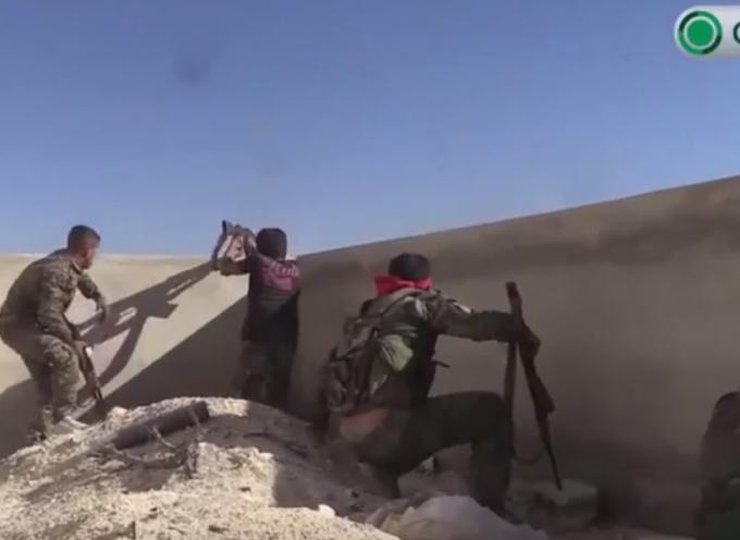 Battaglia di Aleppo – Situazione al 27 Ottobre