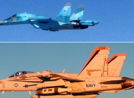 Perché il Pentagono vorrebbe fingere di volare con jet militari russi?