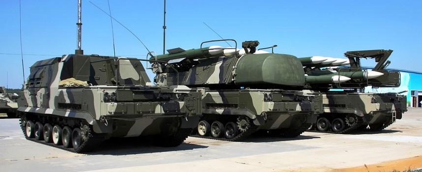 Buk-M3: entra in servizio la formidabile arma russa per la difesa aerea
