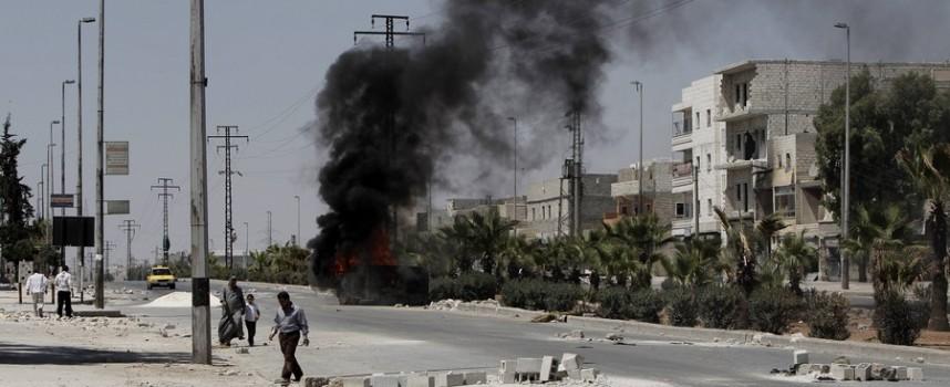 Operazioni della NATO scoperte ad Aleppo sono la preoccupazione dell'Occidente