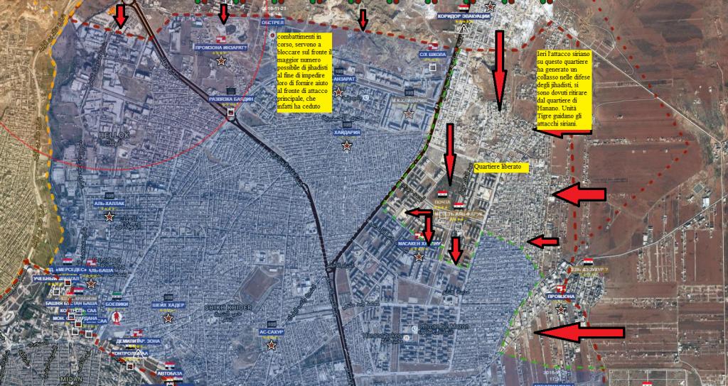 Aleppo est 25-11-2016