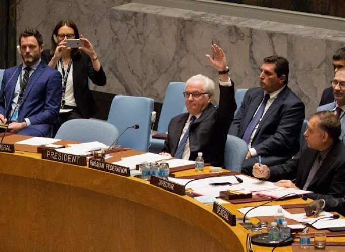 La distruzione della Siria da parte degli USA trascinerà con sé anche le Nazioni Unite