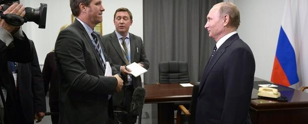 L'intervista della TV francese TF1 a Vladimir Putin