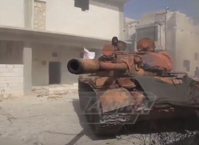 Aleppo – Sulla linea del fronte con la brigata Liwa al-Quds