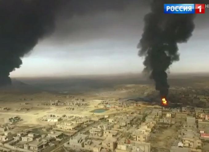 Battaglia di Mosul – Situazione al 6 novembre 2016