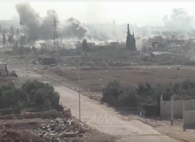 Battaglia di Aleppo – La liberazione di Minyam