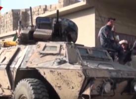 Battaglia di Mosul – L'offensiva si è bloccata