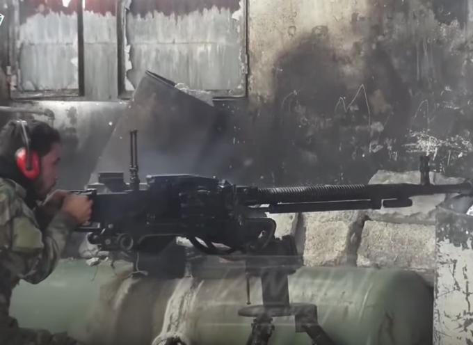 Battaglia di Aleppo – Sulla linea del fronte con la brigata Liwa al-Quds