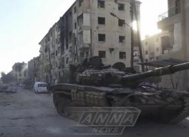 Battaglia di Aleppo – La conquista del distretto di Hanano