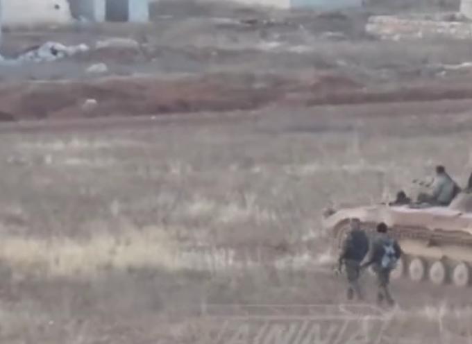 Battaglia di Aleppo – Gli Jihadisti si ritirano a sud