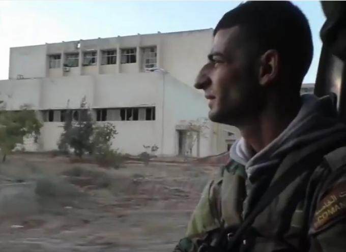 Aleppo – I terroristi all'attacco, anche con le armi chimiche
