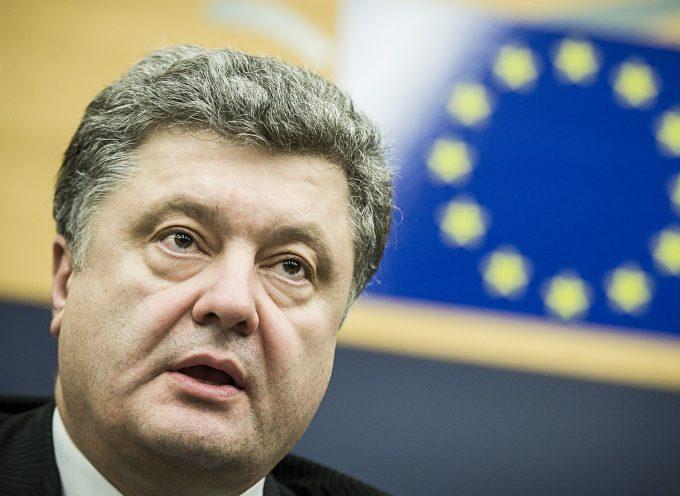 La più grossa paura di Poroshenko