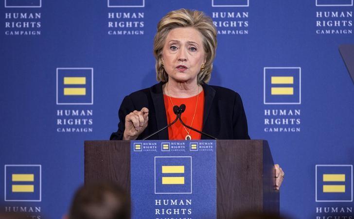 Discorso della Clinton sulla necessità di interventi umanitari