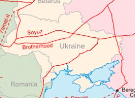 Chi vuole che il gas continui a scorrere attraverso l'Ucraina, e perché?