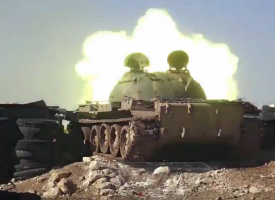 Battaglia di Aleppo – Situazione all'8 dicembre 2016