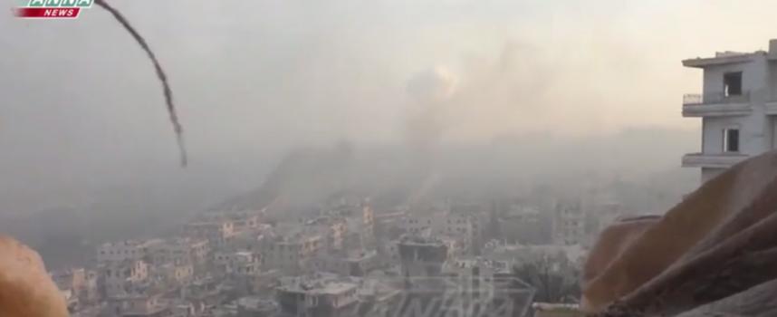 Battaglia di Aleppo – Ultimo giorno