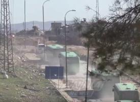 Aleppo, 15 dicembre – I terroristi finalmente abbandonano la città