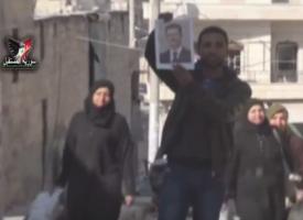 Intervista ad un abitante di Aleppo appena liberata