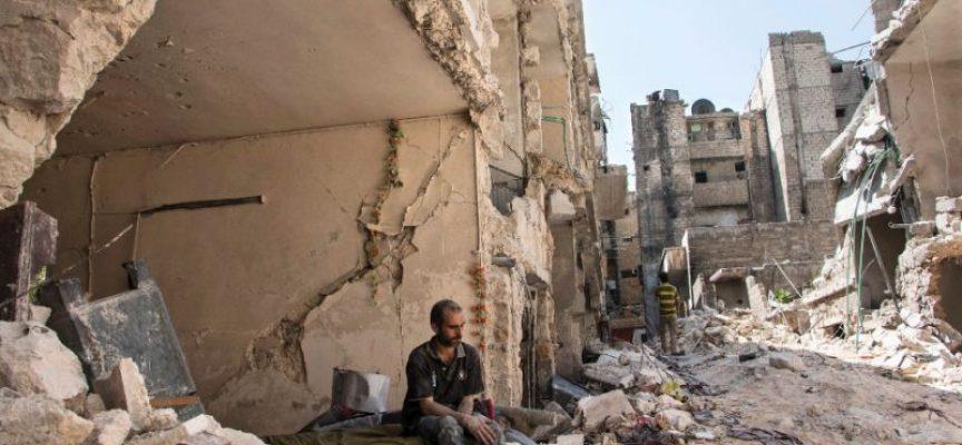 La guerra di Siria è stata sempre e solo l'inizio