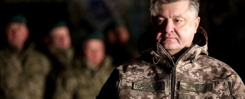 Poroshenko torna urgentemente a Kiev a causa della situazione ad Avdejevka