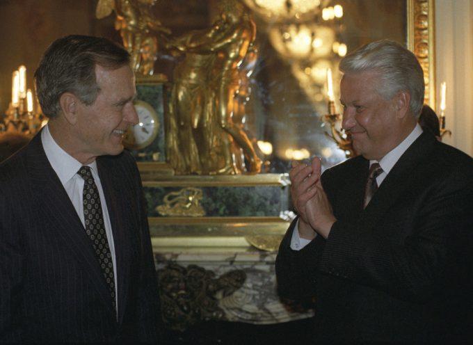 Le interferenze americane a sostegno di Boris Eltsin nelle elezioni russe del 1996