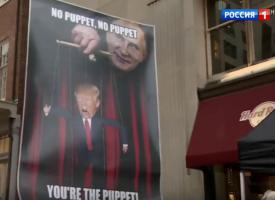 Le manifestazioni contro Trump sono primitive ed inutili