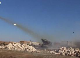 L'esercito siriano si avvicina ad Al Bab