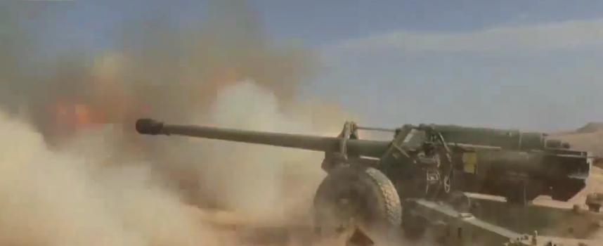 Siria. Fronte di Palmira. La base aerea T4 è al sicuro